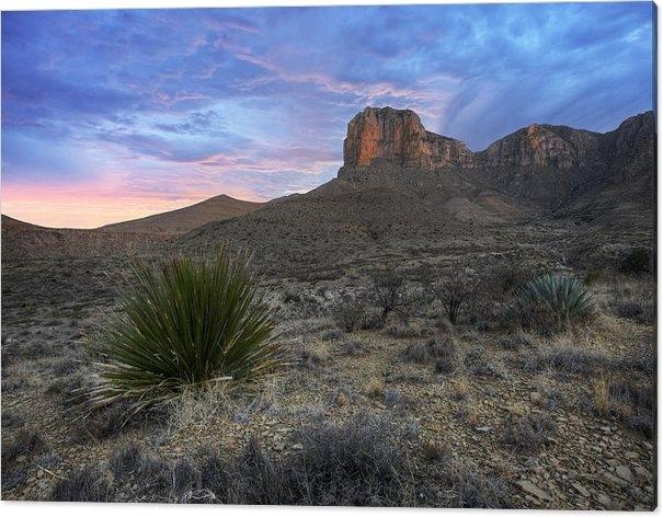 Rob Greebon - Texas Landscapes - El Cap... Print