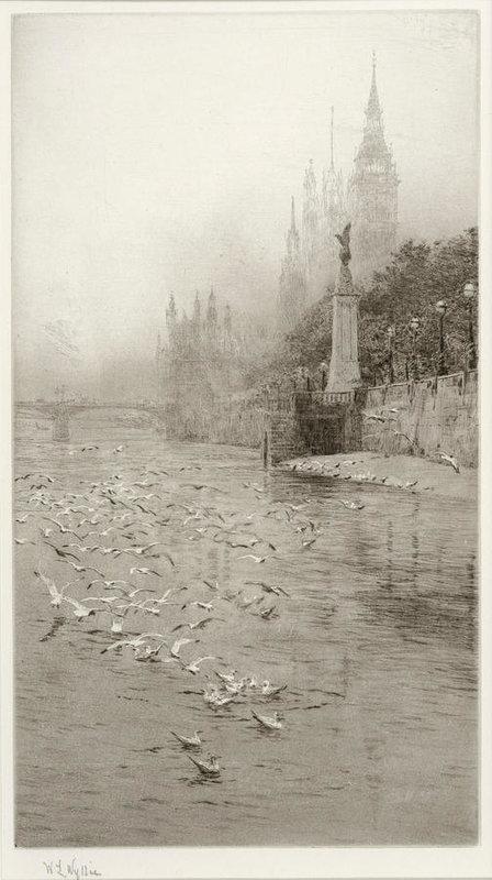MotionAge Designs - London River Print