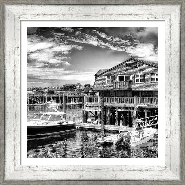 Jack Torcello - Provincetown Pier Print