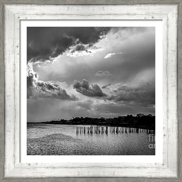 Charles Harden - Provincetown Storm Print