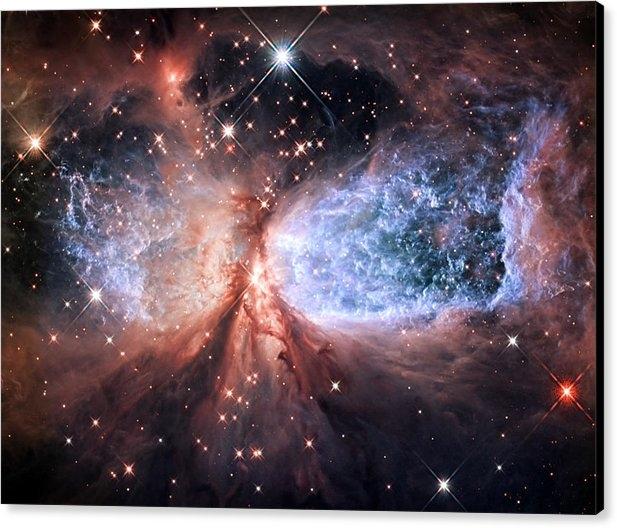 Adam Romanowicz - Celestial Snow Angel - En... Print