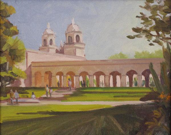 Marcus Thorne - Balboa Park Print