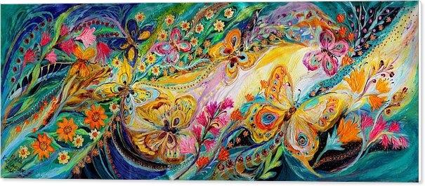 Elena Kotliarker - The dance of butterflies Print