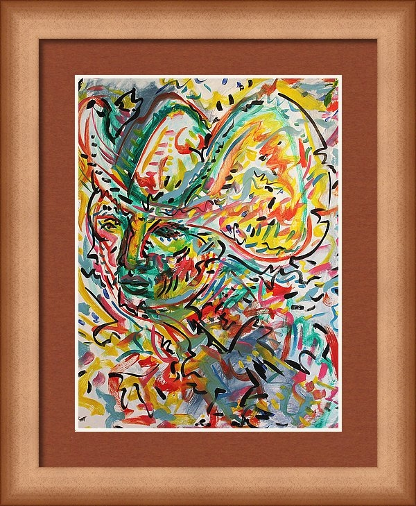Jimmy Longoria - Muchacho Print