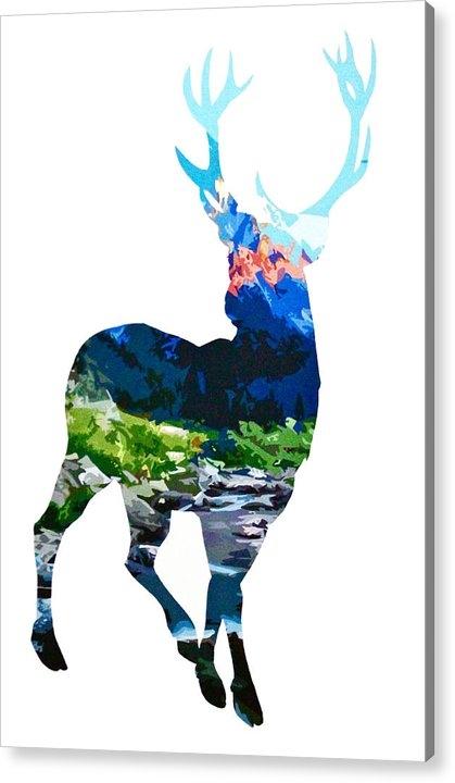 Boughton Walden - My Deer Print