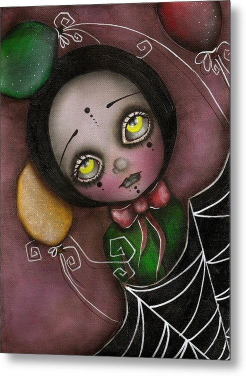 Abril Andrade Griffith - Arlequin Clown Girl Print