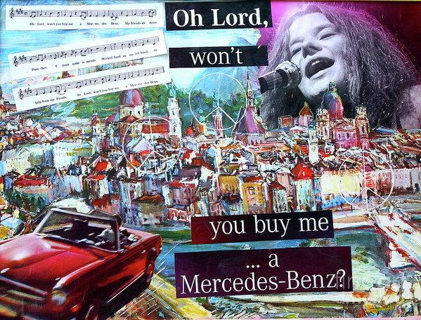 Barbara Teller - Oh Lord Print