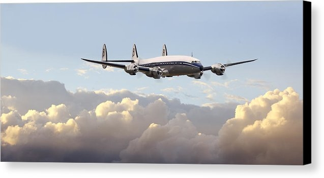 Pat Speirs - Super Constellation - End... Print