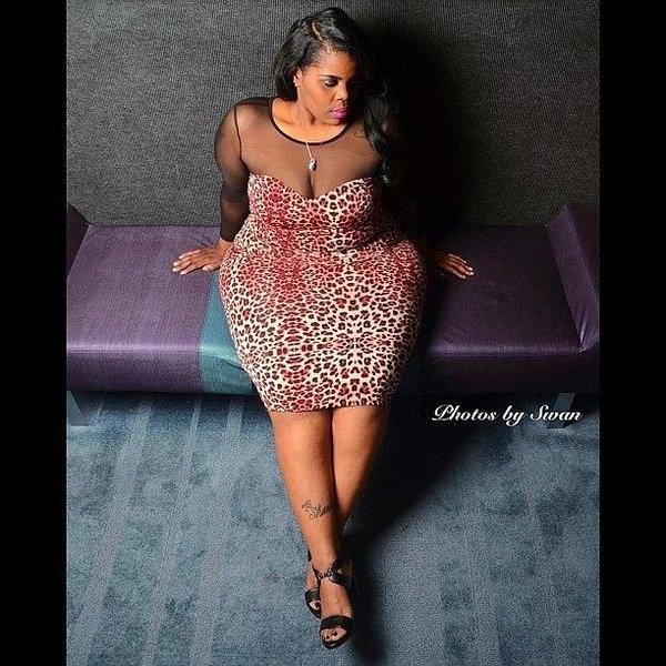 Plus Size - #plusmodel #phat #girls #... Print