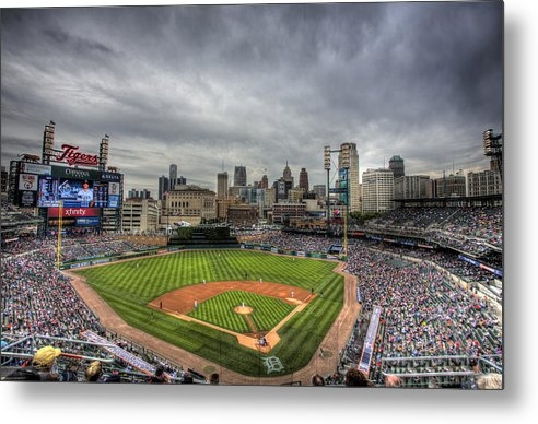 Shawn Everhart - Comerica Park Home of the... Print