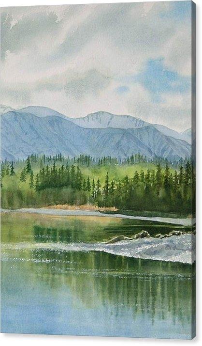 Sharon Freeman - Kenai Lake Early Morning ... Print