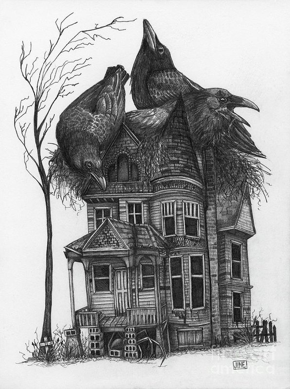 June Piety - House Sitter No.4 Print