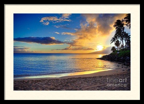 Kelly Wade - Napili Bay Maui Print