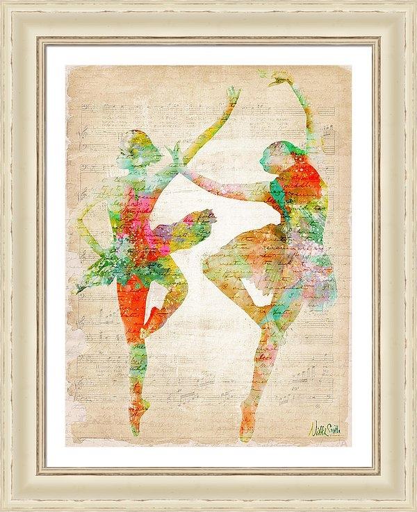Nikki Smith - Dance With Me Print