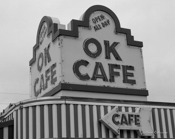 Reid Callaway - Atlanta Classic OK Cafe 2... Print