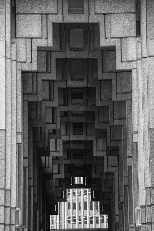 Douglas Barnard - Atlanta GA Architecture-C... Print