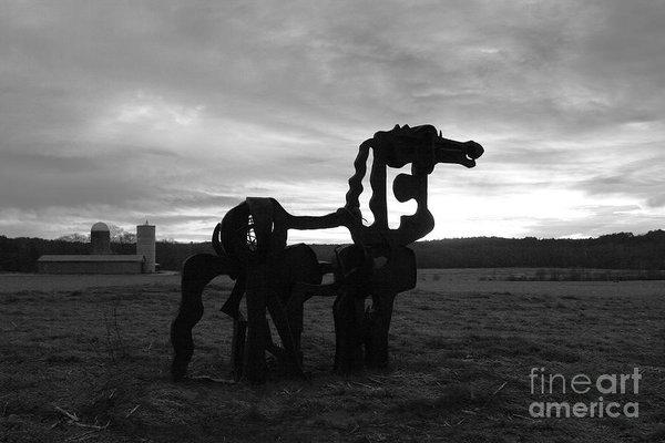 Reid Callaway - The Iron Horse Classic Ar... Print