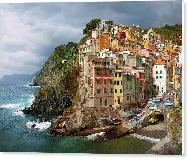 Cliff Wassmann -  Riomaggiore Italy Print