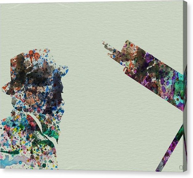 Naxart Studio - Thelonious Monk Print