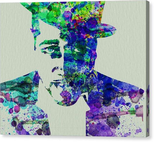 Naxart Studio - Duke Ellington Print