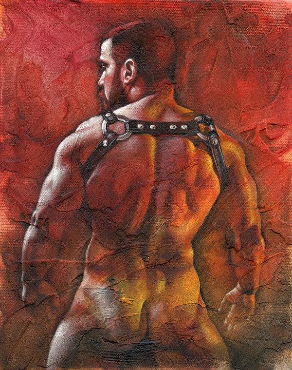 Chris Lopez - Defiant Print