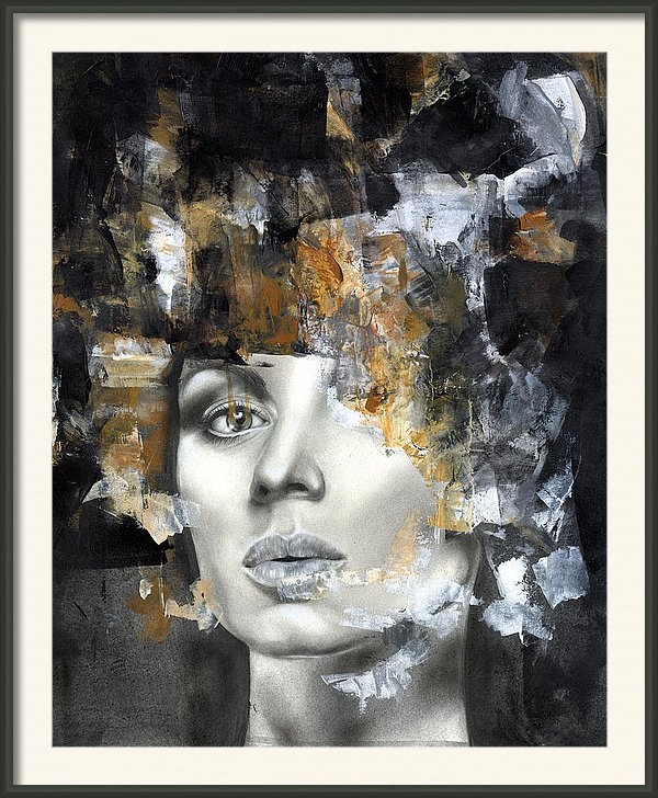 Patricia Ariel - Amber Print