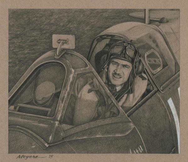 Wade Meyers - Mac McPharlin Print