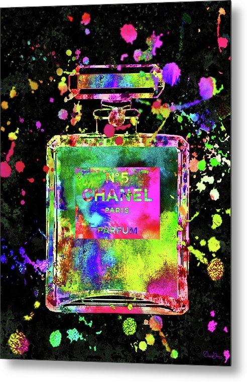 Del Art - Chanel Perfume  N. 5 Prin... Print