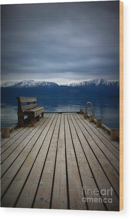 Hanni Stoklosa - Norway Serenity Print