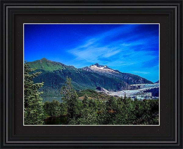 Scott McGuire - Mendenhall Glacier Alaska Print