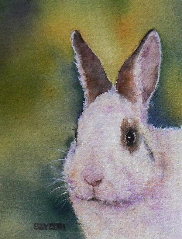 Teresa Silvestri - Francesca Rabbit Print