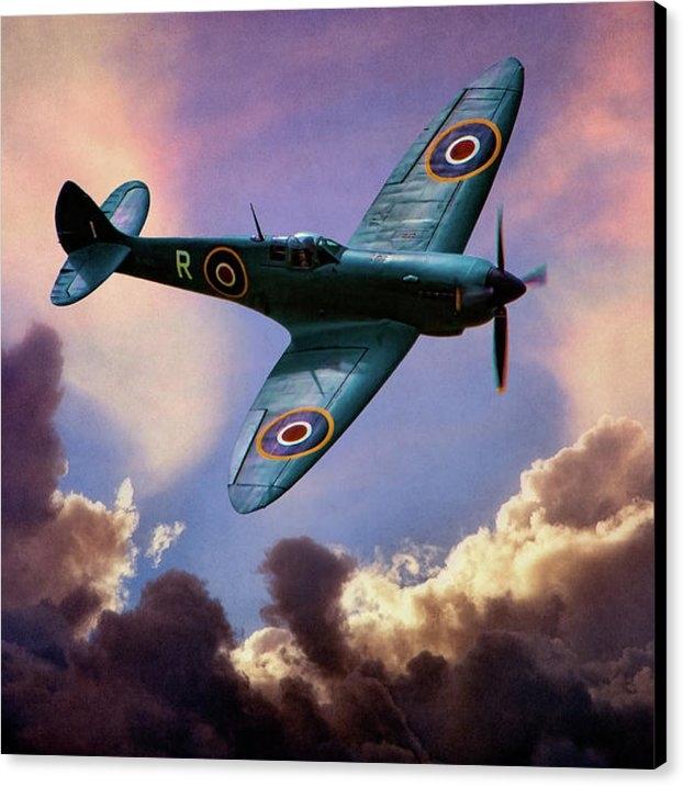 Chris Lord - The Supermarine Spitfire Print