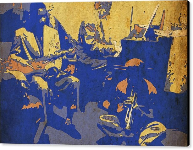 Pablo Franchi - Jam Session 01 - Jazz mus... Print