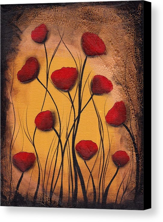 Abril Andrade Griffith - Dawn of the Poppies Print