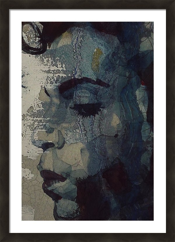 Paul Lovering - Purple Rain - Prince Print