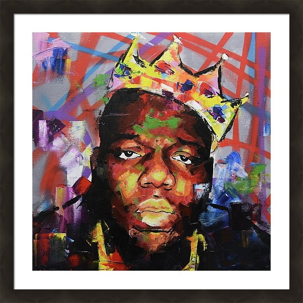 Richard Day - Biggie Smalls Print