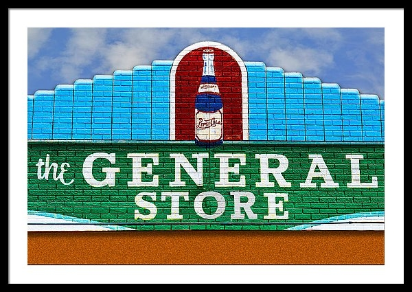 Paul Wear - The General Store Print