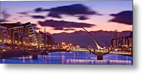 Barry O Carroll - Dublin Docklands at Dawn ... Print