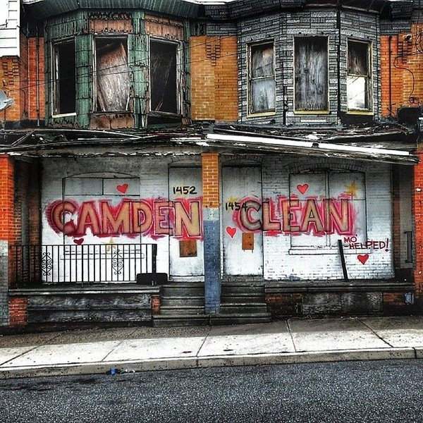 Sharon Heyward - Clean Camden Print