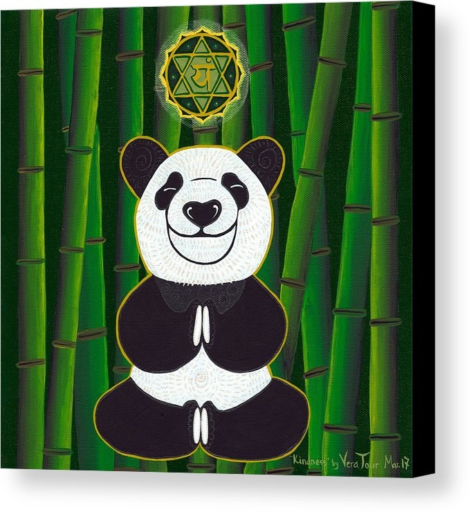 Vera Tour - Panda aka Kindness Print