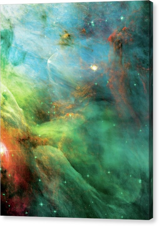Jennifer Rondinelli Reilly - Fine Art Photography - Rainbow Orion Nebula Print
