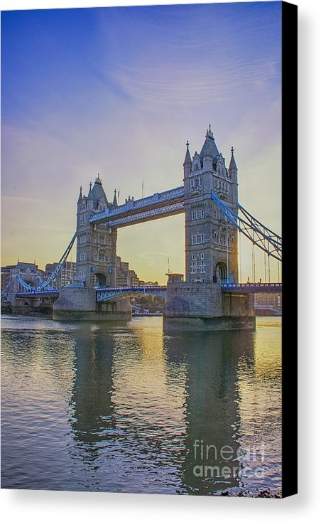 Chris Thaxter - Tower Bridge Sunrise Print