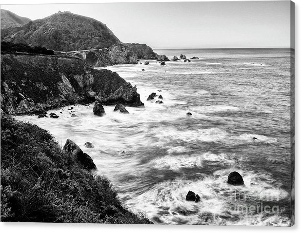 Jamie Pham - Beautiful coastal view of... Print