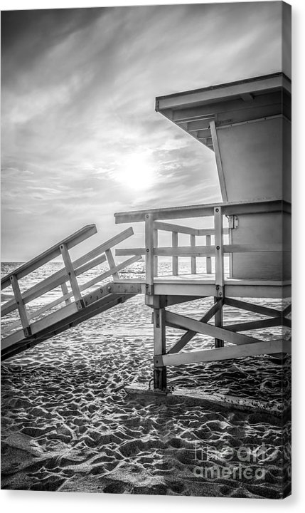 Paul Velgos - Malibu Lifeguard Tower #3... Print