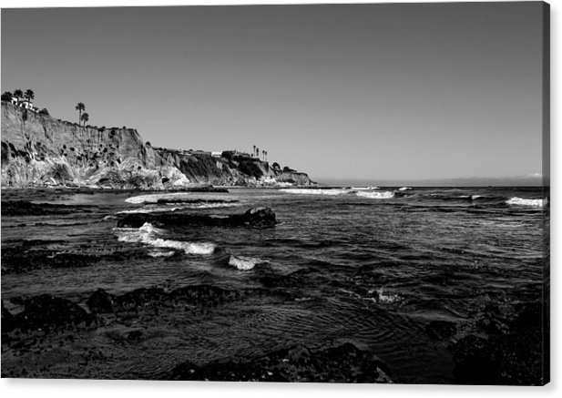 Judy Vincent - The Cliffs of Pismo Beach... Print