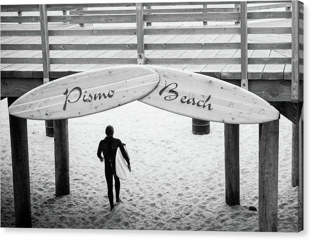 Ralph Vazquez - Pismo Beach  Print