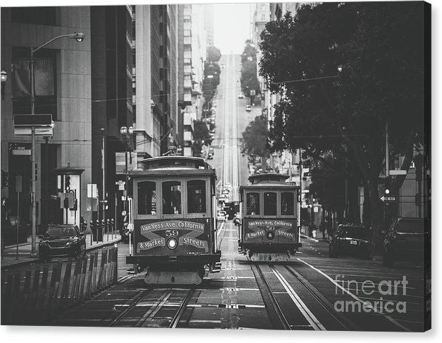 JR Photography - Best of San Francisco Print