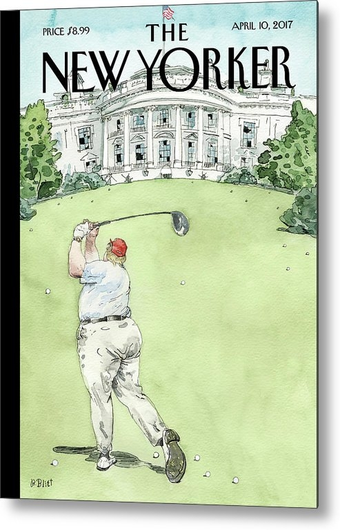 Barry Blitt - Broken Windows Print