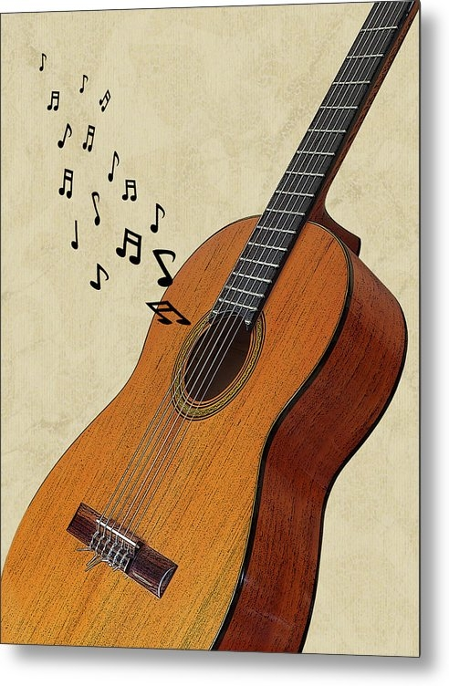 Gill Billington - Acoustic Guitar Sounds Print