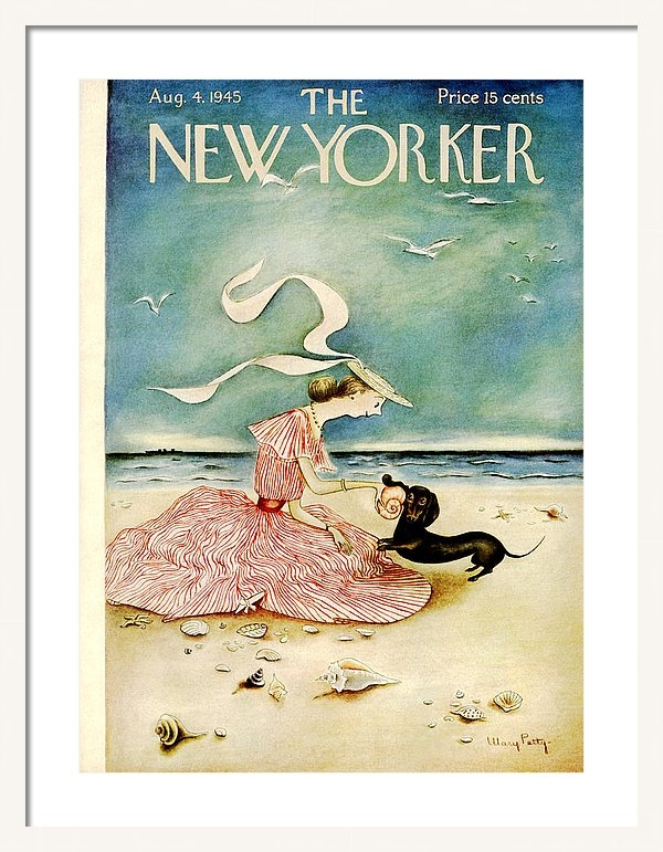 Mary Petty - The New Yorker Cover - Au... Print